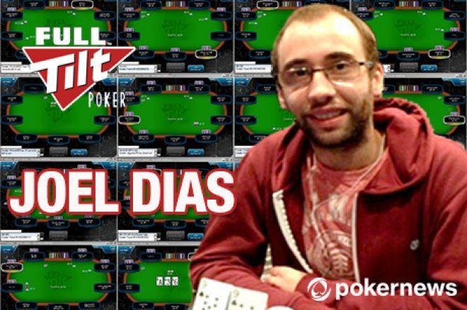 Joel Dias Faz 2 FT's na Full Tilt Poker & Mais 0001