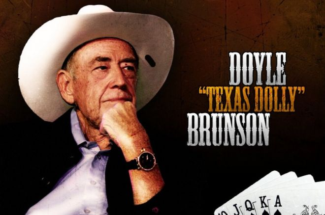 Retrato de Doyle Brunson 0001