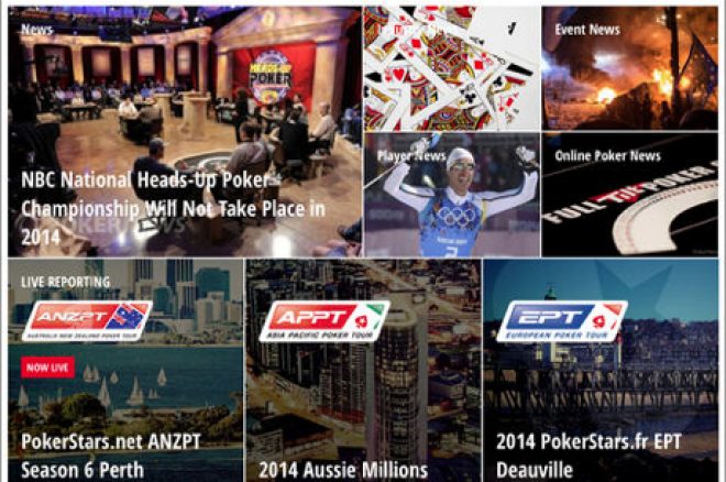 pokernews app
