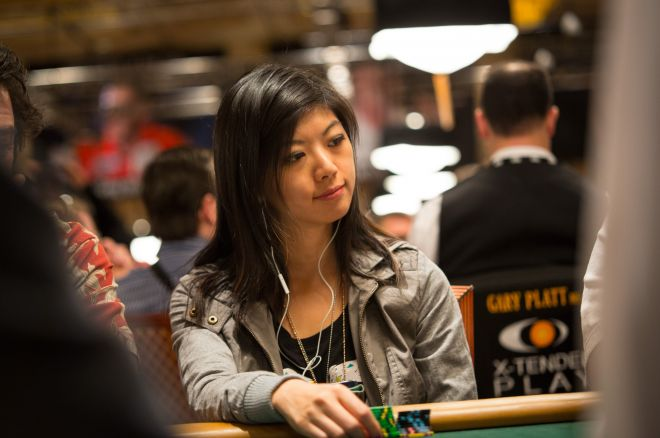 Xuan Liu joins Team 888poker