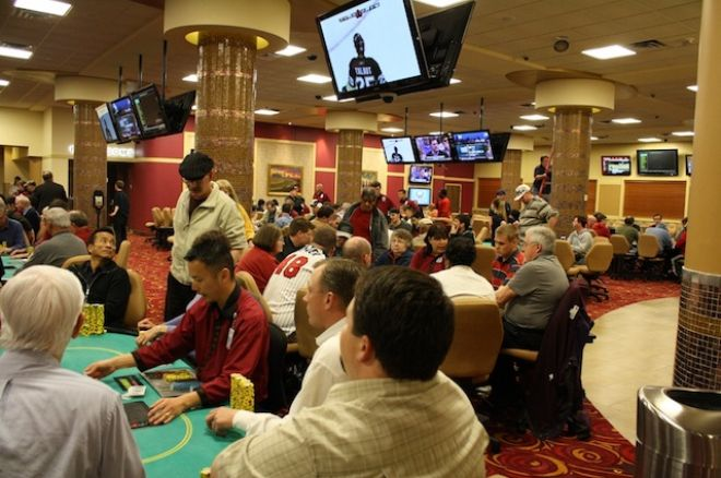 A Historical Look at the Mid-States Poker Tour Canterbury Park Stop 0001