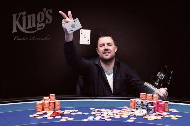 Macin Kondraszuk wygrywa German Poker Tour Easter Edition i zgarnia €40,000! 0001