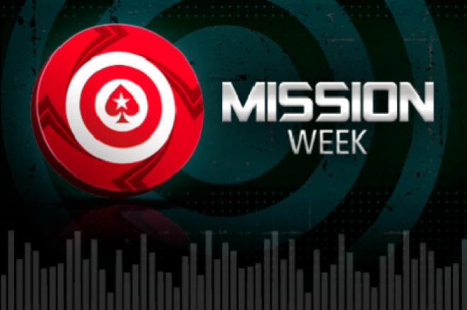 PokerStars Mission Week