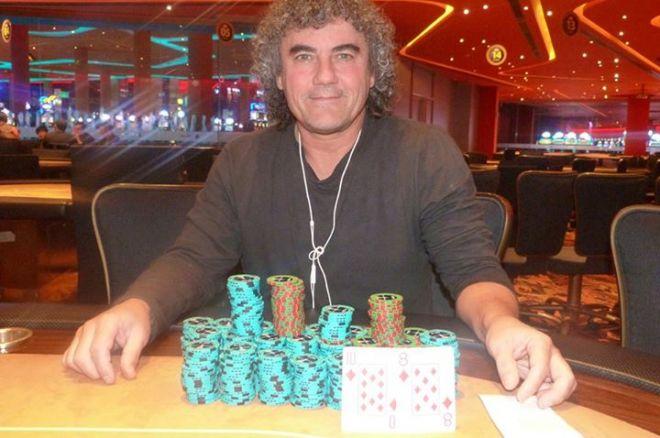 El Tuesday Poker City quedó en manos de Guillermo Vivanco 0001