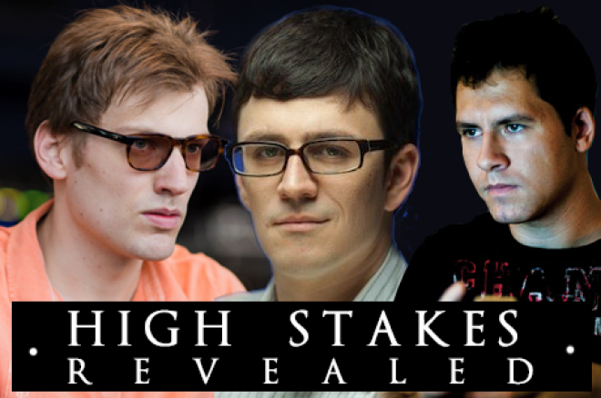 High Stakes Revealed: In gesprek met Cates, Haxton en Vogelsang over dé €500/€1.000 cashgame