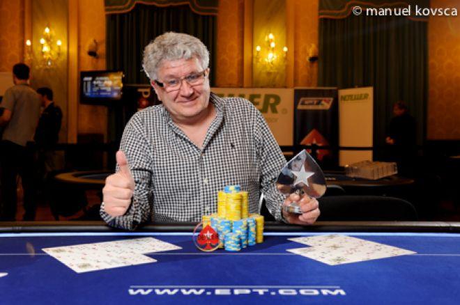 Константин Пучков только что выиграл турнир по ОКП