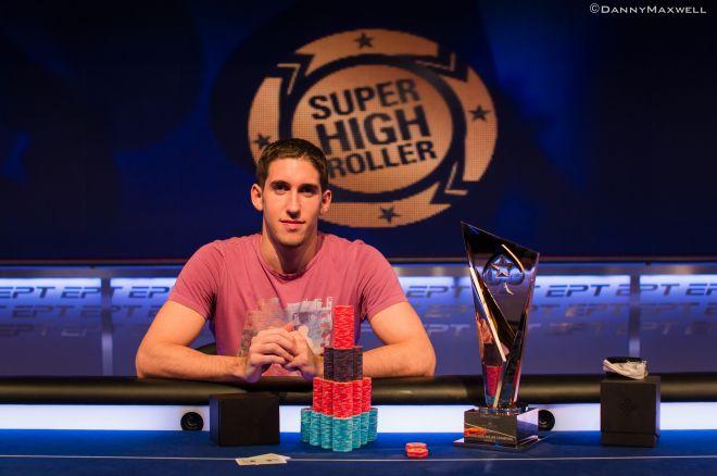 Día 3 Super High Roller del EPT Montecarlo: Daniel Colman se corona campeón 0001
