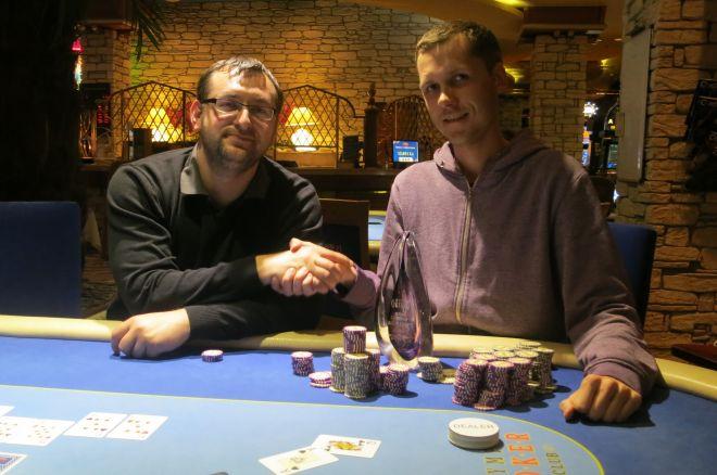 14-os valandų trilerį Spring Cup pokerio serijoje laimėjo Julius Azbukauskas 0001