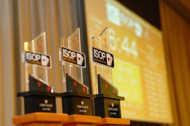 ISOP: Elson Pesse se consagra campeón de la primera fecha 0001