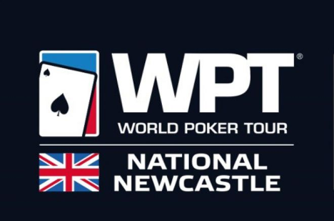 World Poker Tour National UK Tour Newcastle