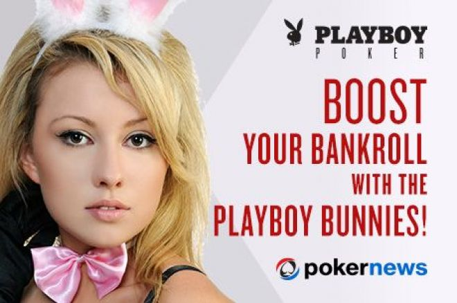 Three Chances at Free Money at Playboy Poker 0001