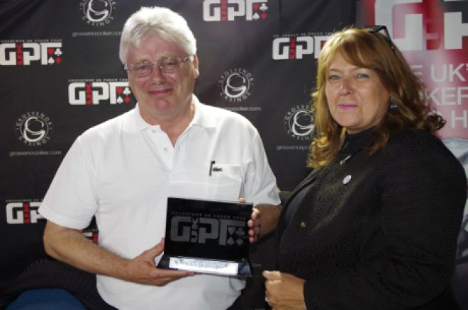 Chris Cousins: 2014 GUKPT Brighton champion