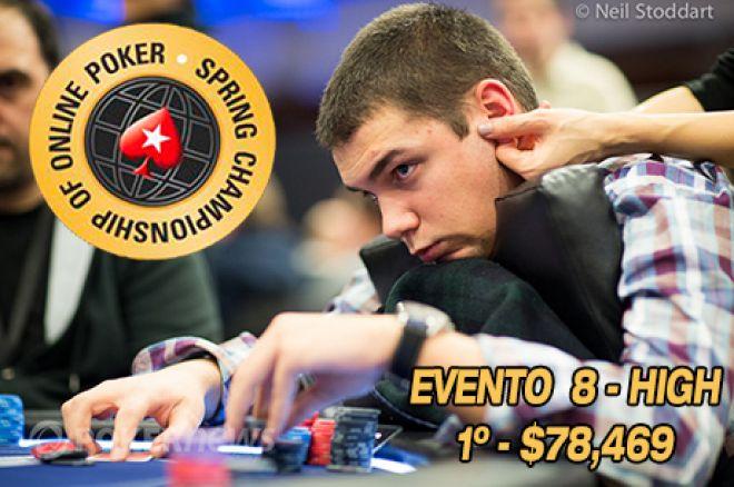 """Rui """"RuiNF"""" Ferreira Venceu Evento #8 High do SCOOP ($78,469) 0001"""