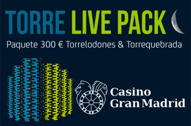 ¡El Casino Gran Madrid te invita a jugar torneos en vivo! 0001