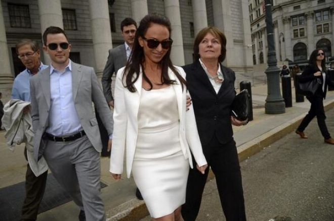 "Molly Bloom, la ""Princesa del Póker"""