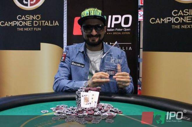 IPO 14: Carlo Savinelli fa il colpo, suoi i €210.000 del primo premio! 0001