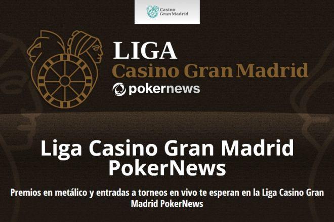 El torneo inaugural de la Liga Casino Gran Madrid PokerNews es para 'fora' 0001