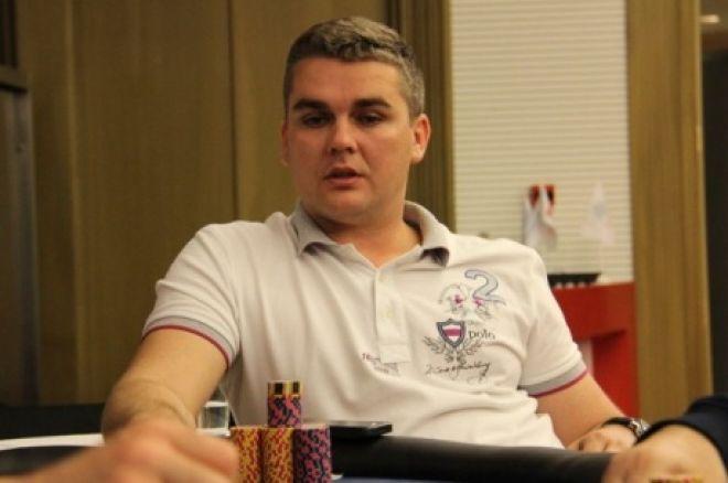 Vlado Banićević Čip Lider Pred Dan 2 na Lebanese Poker Cup-u 0001