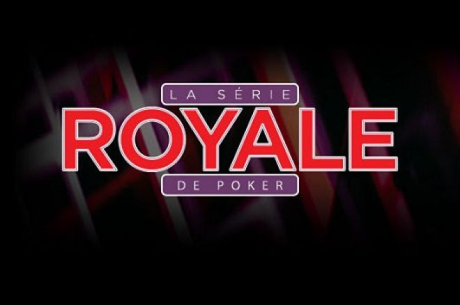 May 10 Série Royale de Poker at Casino de Montréal