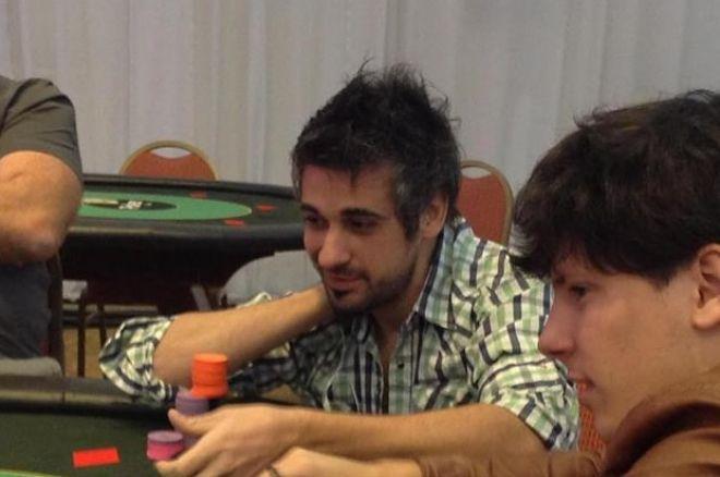 "SCOOP: Leandro ""Peluca"" Csome quedó runner-up en el Evento #19-H 0001"
