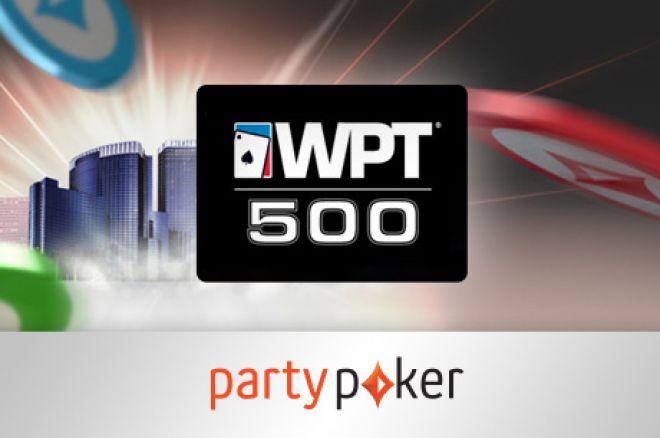 Party WPT 500