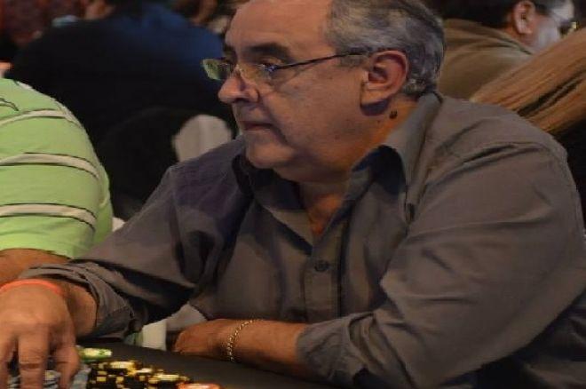 Entrevista a Mario Méndez, ganador de la última fecha del CAP 0001