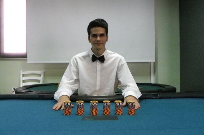 A punto de comenzar el nuevo curso de crupier en Cerus Casino Academy; ¡Trabaja ya en lo... 0001