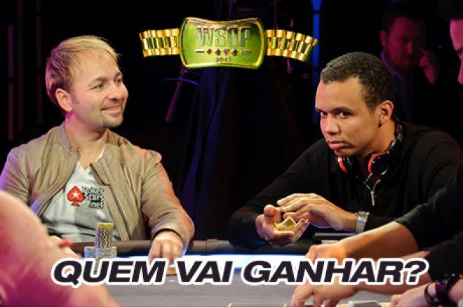 Daniel Negreanu Oferece Aposta Sobre Bracelete WSOP 1 para 1, e Junta Ivey... 0001