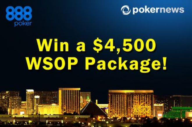 Win Your Way to the 2014 WSOP for FREE at 888poker 0001