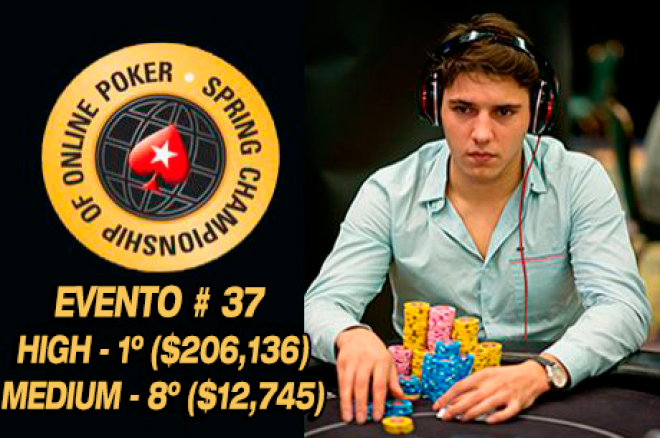 José Quintas Vence SCOOP #37 High ($206,136) e é 8º no Medium ($12,745) 0001