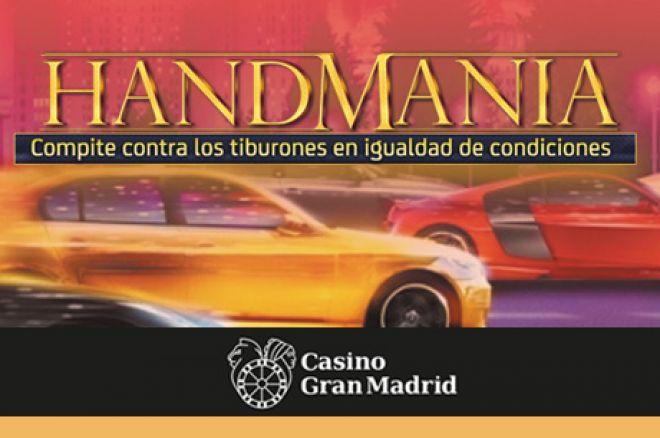 Una mano, un punto. La nueva carrera de rake en Casino Gran Madrid 0001