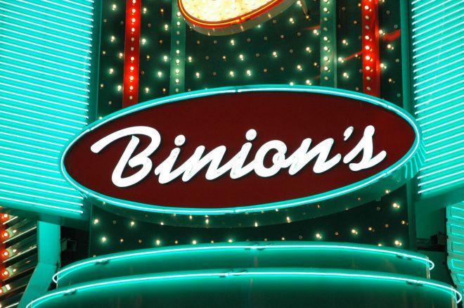 Poker em Down Town Las Vegas - Binion's Poker Classic 0001