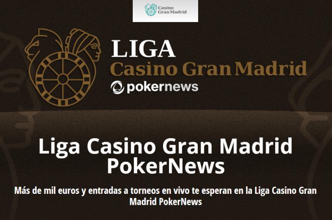 Todo por decidir en la Liga Casino Gran Madrid PokerNews 0001