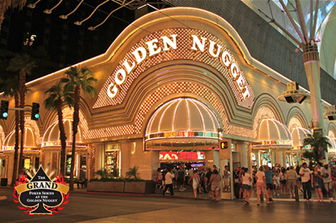 Poker em Down Town Las Vegas - Golden Nugget Grand Poker Series & PPC Golden Nugget Desert... 0001