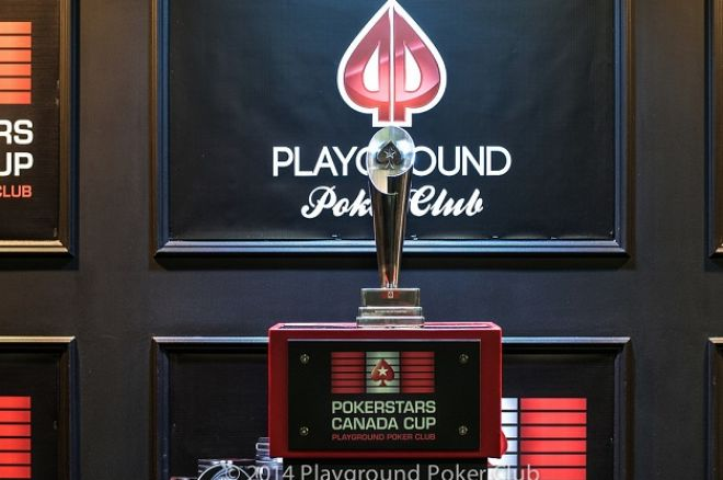 PokerStars Canada Cup $10,400 High Roller Day 1: David Yan Leads Star-Studded Field 0001