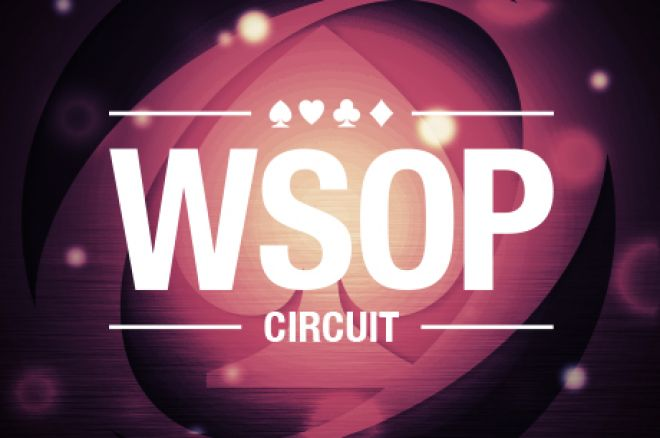 2014 WSOP Circuit National Championship Day 1: Gunnip Leads Star-Studded Field 0001