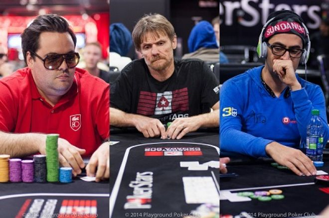 PokerStars Canada Cup Main Event Day 1b: Charles Sylvestre Leads Star-Studded Roster 0001