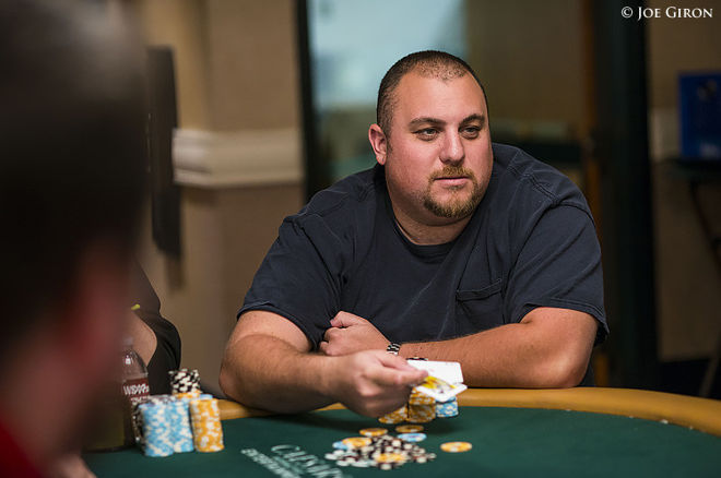 Event #1: $500 Casino Employees No-Limit Hold'em Day 1: Corey Emery na czele! 0001