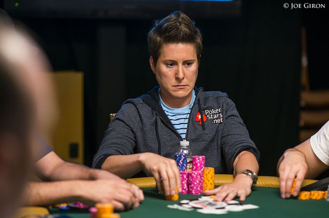 Event #2: Mixed Max No-Limit Hold'em Day 1: Vanessa Selbst na prowadzeniu, Mercier... 0001
