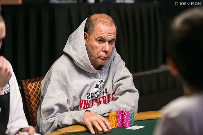 WSOP Event #2: $25,000 Mixed-Max No-Limit Hold'em Day 2: zostało 16 graczy, JC Tran i... 0001