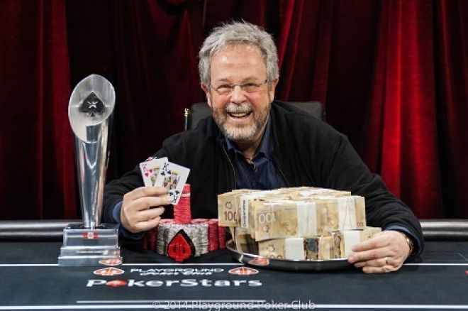 Robert Notkin Wins PokerStars Canada Cup Main Event After Four-Way All-in 0001