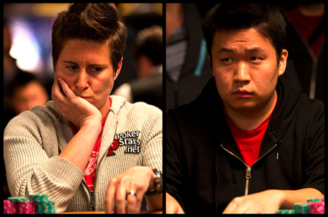 WSOP Event #2: $25,000 Mixed-Max No-Limit Hold'em Day 3: Selbst i Mo powalczą o tytuł! 0001