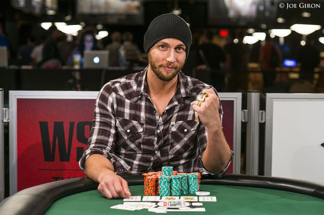 Brandon Shack-Harris Vence Evento #3: $1,000 Pot-Limit Omaha ($205,634) 0001