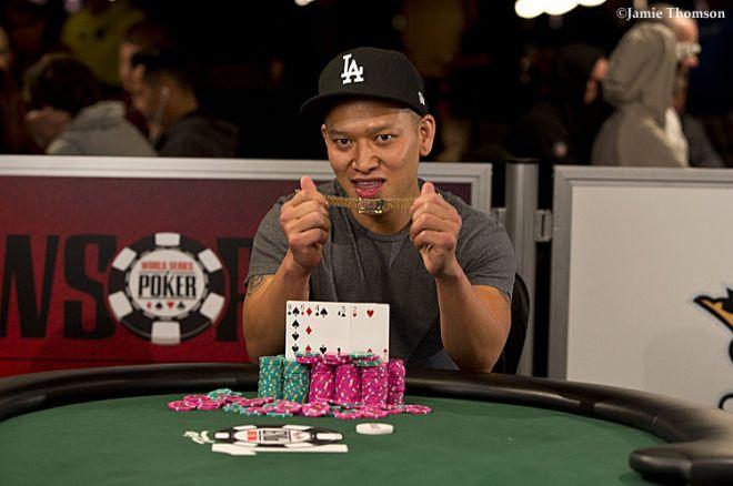 Tuan Le wygrywa WSOP Event #5: $10,000 Limit 2-7 Triple Draw Lowball Championship ($355,324)! 0001