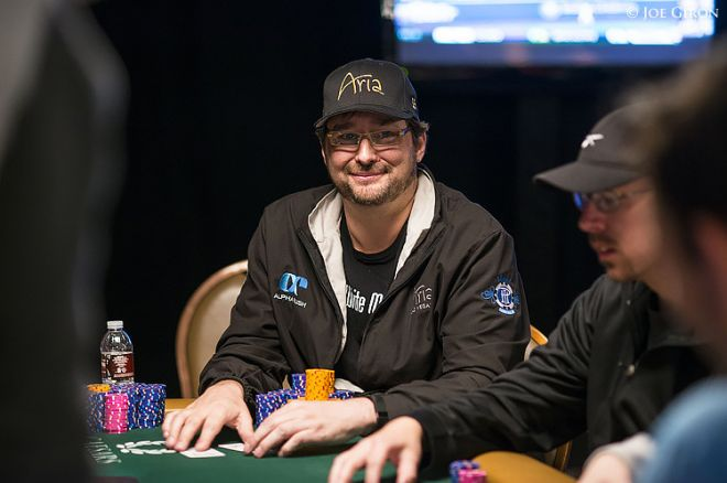 Phil Hellmuth na FT do Evento #7, 14ª Bracelete a Caminho? 0001