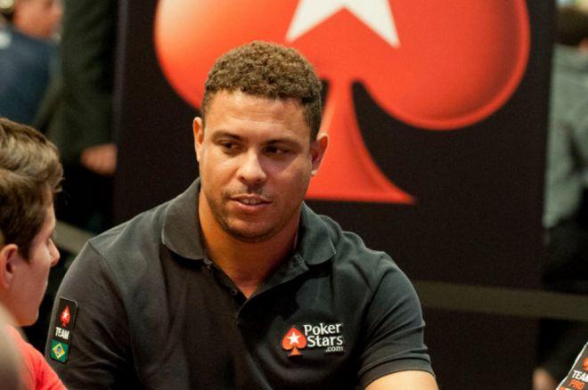 Ronaldo PokerStars