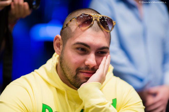 14-то място за Симеон Найденов в Събитие #9 $1,000 No-Limit... 0001