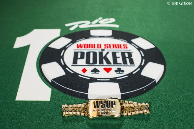 WSOP What to Watch For: Three Bracelets To Be Won, and a Millionaire Made 0001