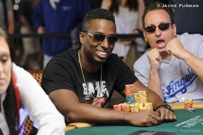 "Maurice ""The Hawk"" Hawkins Soars to Millionaire Maker Final Table 0001"