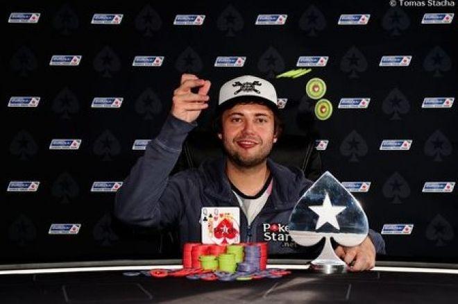 Kvalifikant iz Slovačke Martin Meciar je Pobednik Eureka Poker Tour Rozvadov za €87,600 0001